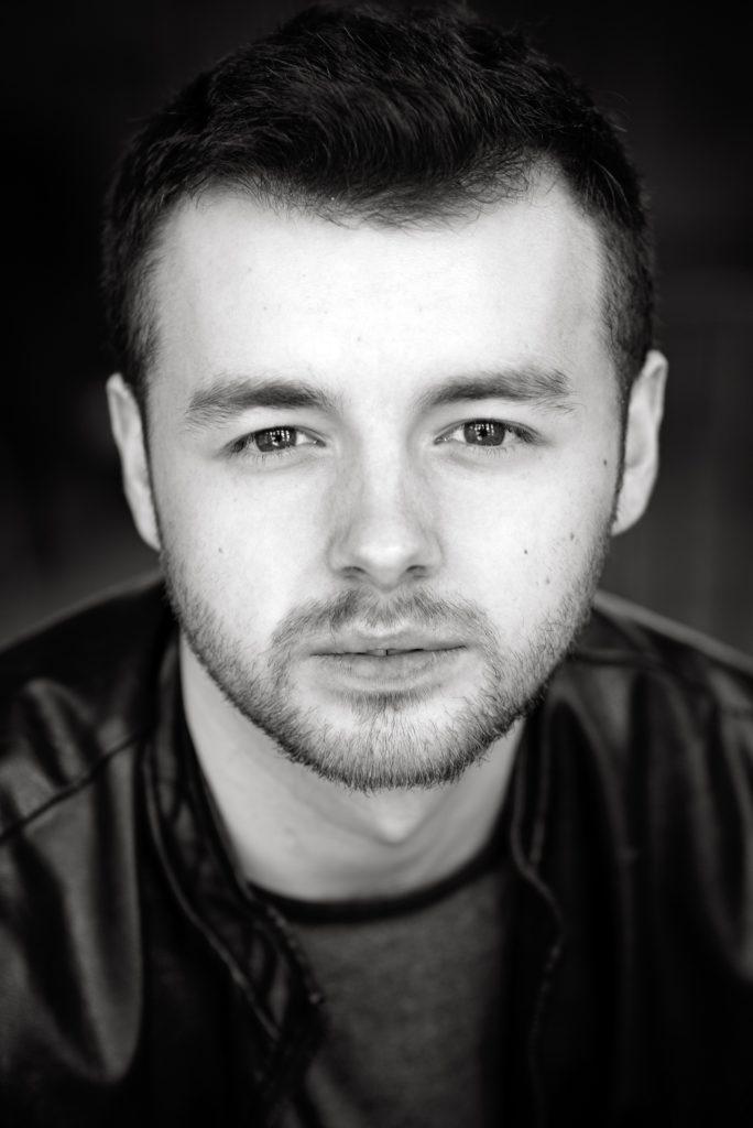 Reilly Featherstone Actor Headshot